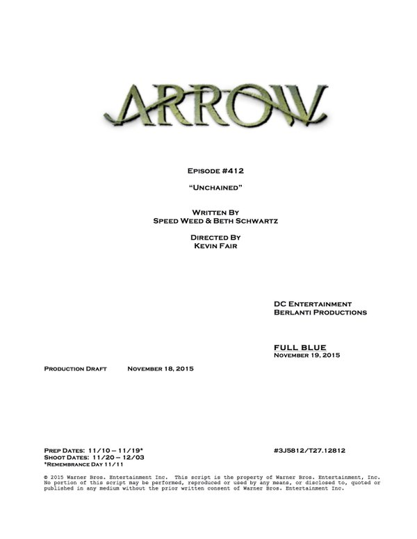 Arrow_S04E12_Title and Credit