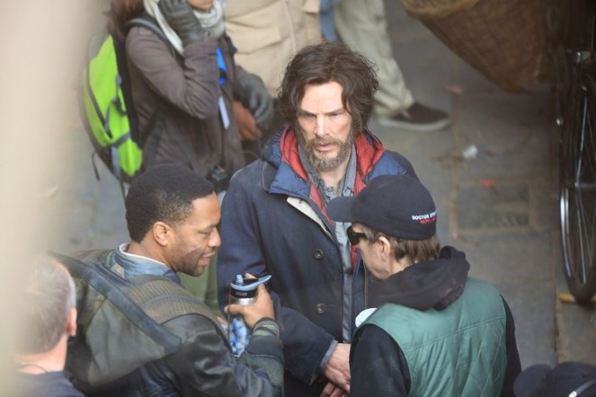Doctor Strange_First Look At Chiwetel Ejiofor