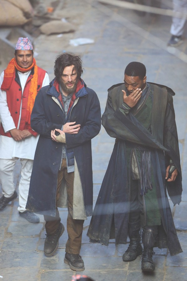 Doctor Strange_First Look At Chiwetel Ejiofor2