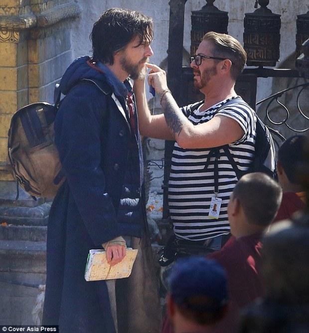 Doctor Strange_Set Photo_Nepal (6)