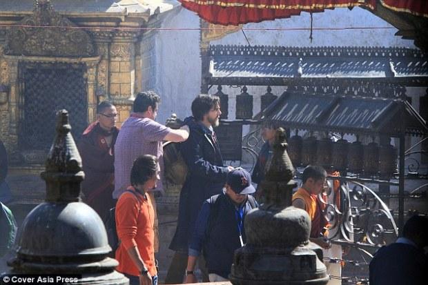 Doctor Strange_Set Photo_Nepal