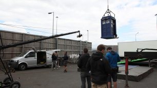 Doctor Who_S09E10_Face the Raven_Behind the Scenes (1)