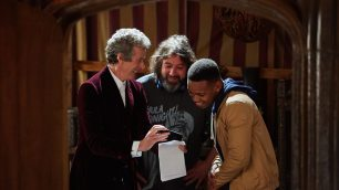 Doctor Who_S09E10_Face the Raven_Behind the Scenes (10)