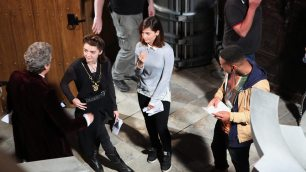 Doctor Who_S09E10_Face the Raven_Behind the Scenes (11)