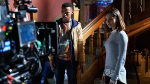 Doctor Who_S09E10_Face the Raven_Behind the Scenes (14)
