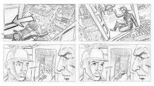 Doctor Who_S09E10_Face the Raven_Storyboards (1)