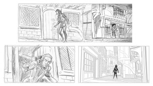 Doctor Who_S09E10_Face the Raven_Storyboards (10)