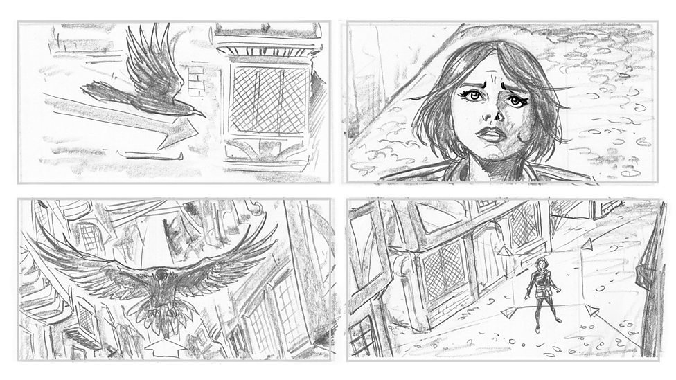 Doctor Who_S09E10_Face the Raven_Storyboards (11)