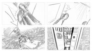 Doctor Who_S09E10_Face the Raven_Storyboards (13)