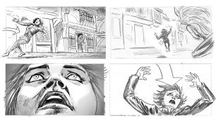 Doctor Who_S09E10_Face the Raven_Storyboards (3)