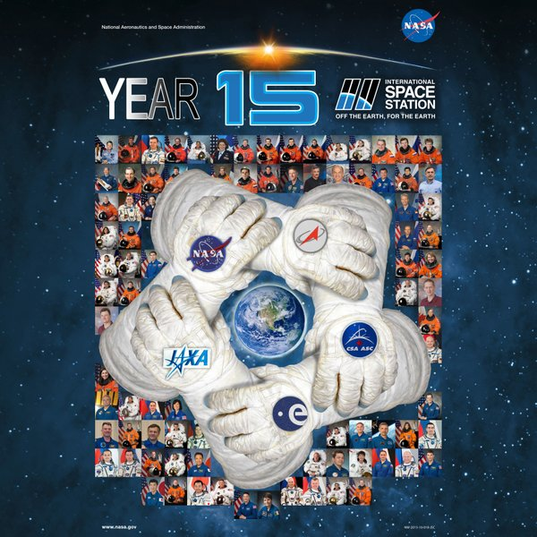 International Space Station_15 years