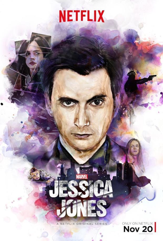 Jessica Jones_David Tennant as Kilgrave_Poster