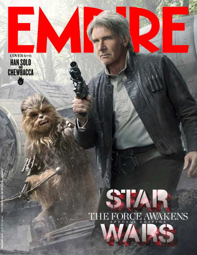 Star Wars_The Force Awakens_Empire Cover_Han and Chewie