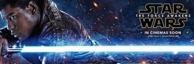 Star Wars_The Force Awakens_Finn Banner