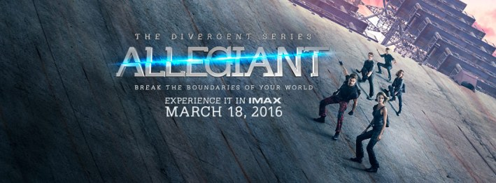 Check Out The First Trailer For The Divergent Series Allegiant Plus Ne...