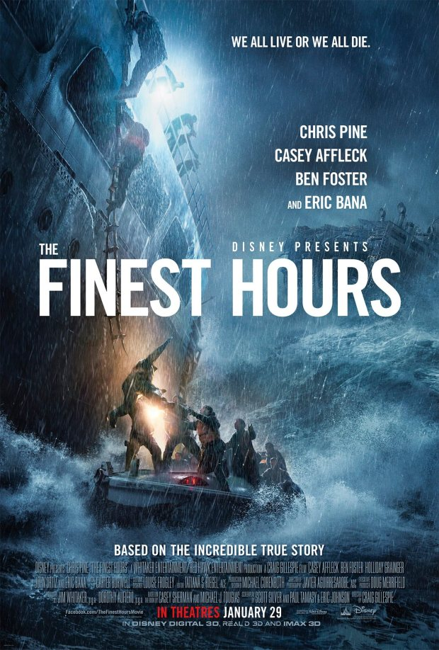 The Finest Hours_Poster