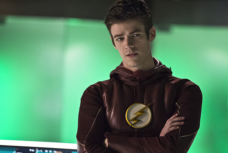 The Flash S02e08