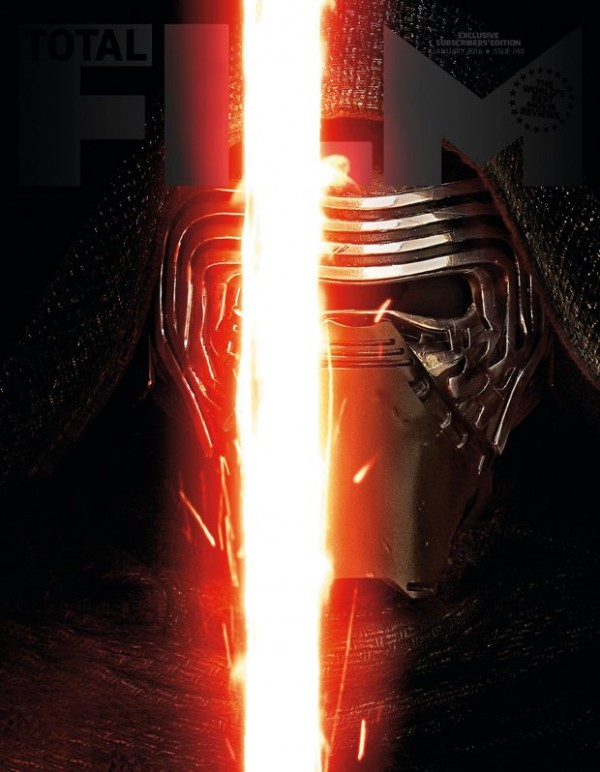 Total Film_Cover_Kylo Ren
