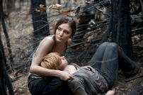 Liz E. Morgan as Tina and Christine Evangelista as Honey - The Walking Dead _ Season 6, Episode 6 - Photo Credit: Gene Page/AMC