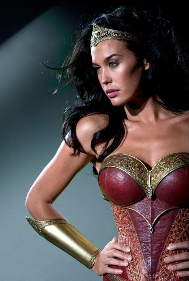 Wonder Woman_George Miller's Justice League Mortal