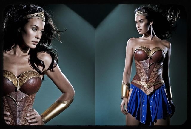 Wonder Woman_George Miller's Justice League Mortal2