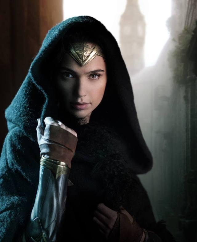 """Almost 75 years in the making… #WonderWoman is underway."""