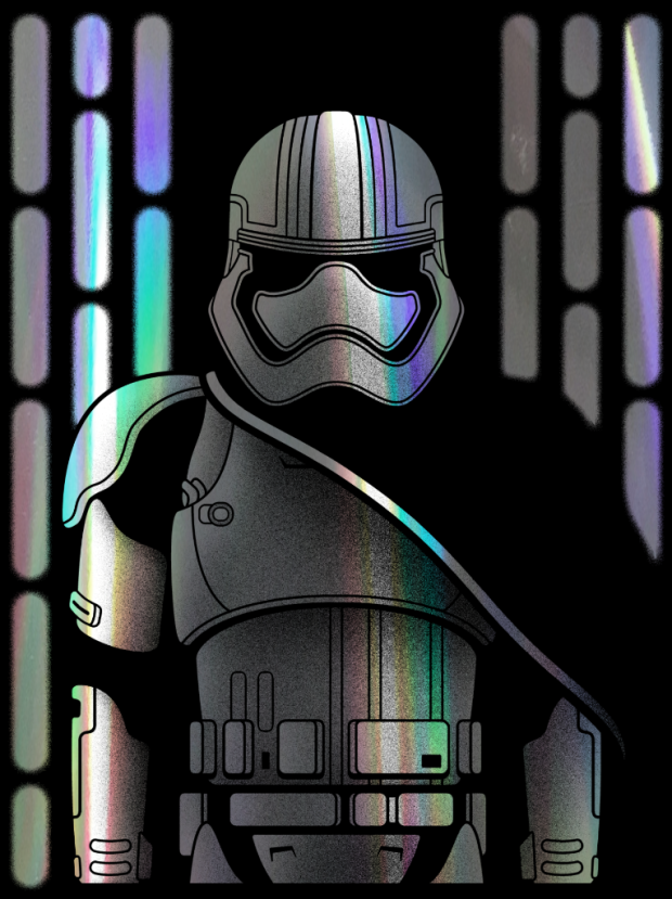 Chrome Trooper by Drew Wise