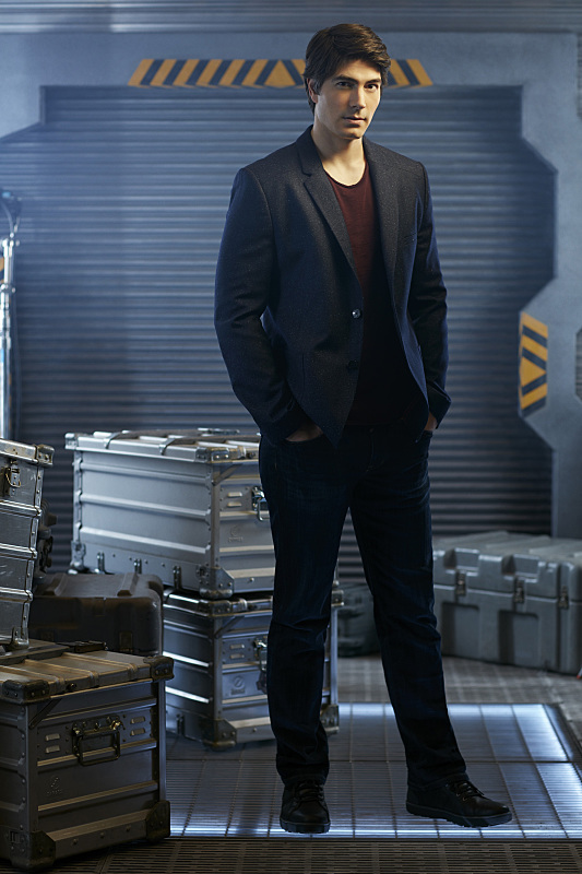 DC's Legends Of Tomorrow -- Image Number: LGN01_BrandonB_3754.jpg -- Pictured: Brandon Routh as Ray Palmer/Atom -- Photo: Brendan Meadows/The CW -- © 2015 The CW Network, LLC. All rights reserved.