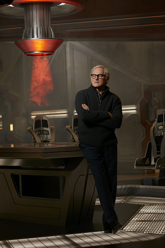 DC's Legends Of Tomorrow -- Image Number: LGN01_VictorB_0167.jpg -- Pictured: Victor Garber as Professor Martin Stein/Firestorm -- Photo: Brendan Meadows/The CW -- © 2015 The CW Network, LLC. All rights reserved.