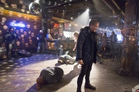 """DC's Legends of Tomorrow -- """"Pilot, Part 1""""-- Image LGN101c_0307b -- Pictured: Wentworth Miller as Leonard Snart/Captain Cold -- Photo: Jeff Weddell/The CW -- © 2015 The CW Network, LLC. All Rights Reserved."""