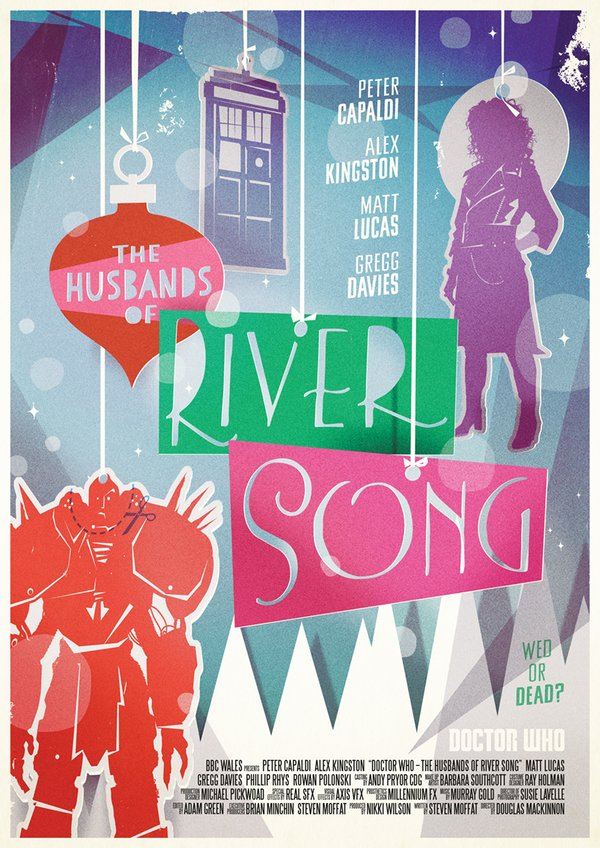 Doctor Who Christmas Special_The Husbands of River Song