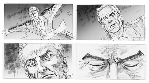 Doctor Who_S09E11_Heaven Sent_Storyboards (1)