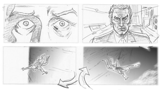 Doctor Who_S09E11_Heaven Sent_Storyboards (2)