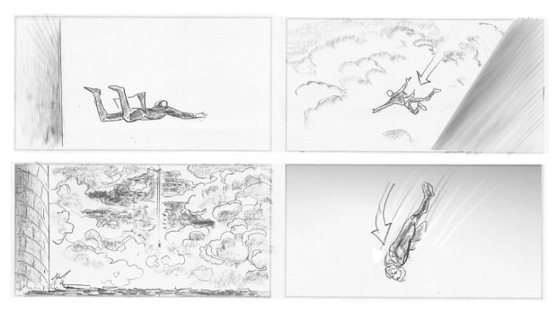 Doctor Who_S09E11_Heaven Sent_Storyboards (3)