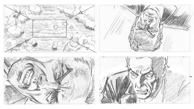 Doctor Who_S09E11_Heaven Sent_Storyboards (4)
