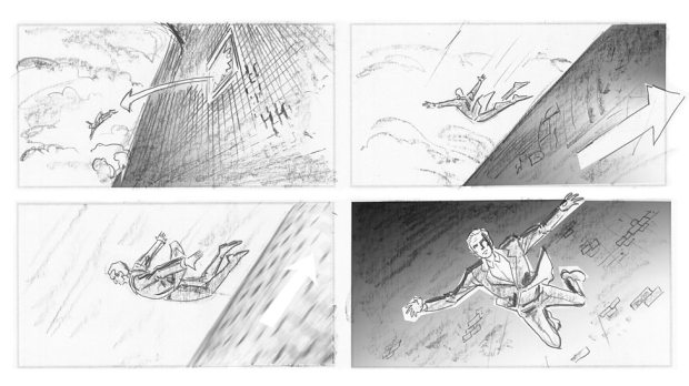 Doctor Who_S09E11_Heaven Sent_Storyboards (7)
