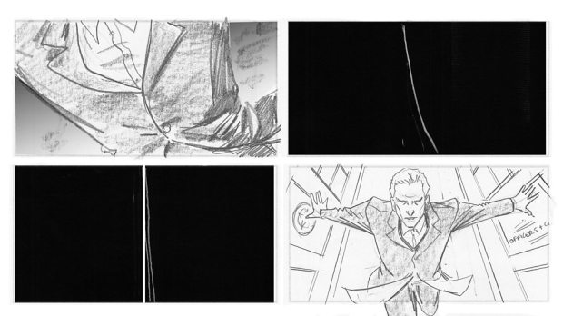 Doctor Who_S09E11_Heaven Sent_Storyboards (8)