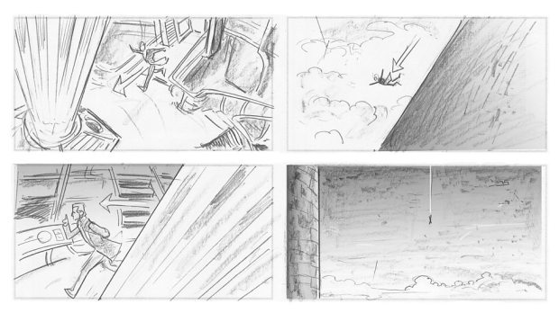 Doctor Who_S09E11_Heaven Sent_Storyboards (9)