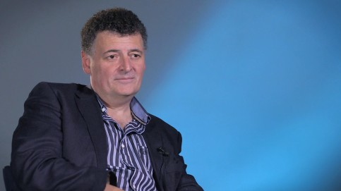 Doctor Who_Steven Moffat