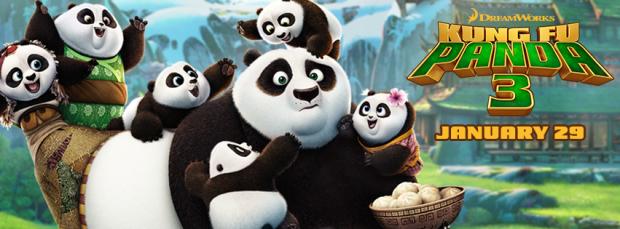 Kung Fu Panda 3_Banner