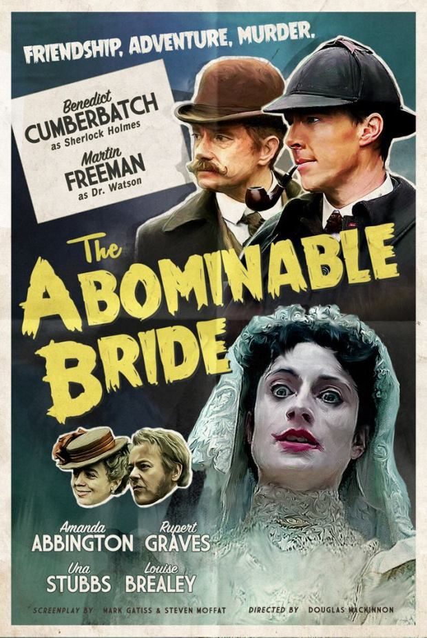 Sherlock_The Abominable Bride_Poster_By Coleman Design2