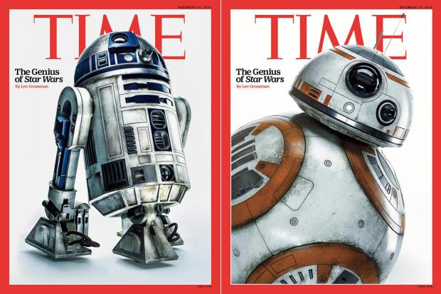 Star Wars_The Force Awakens_R2-D2 and BB-8 Time Covers