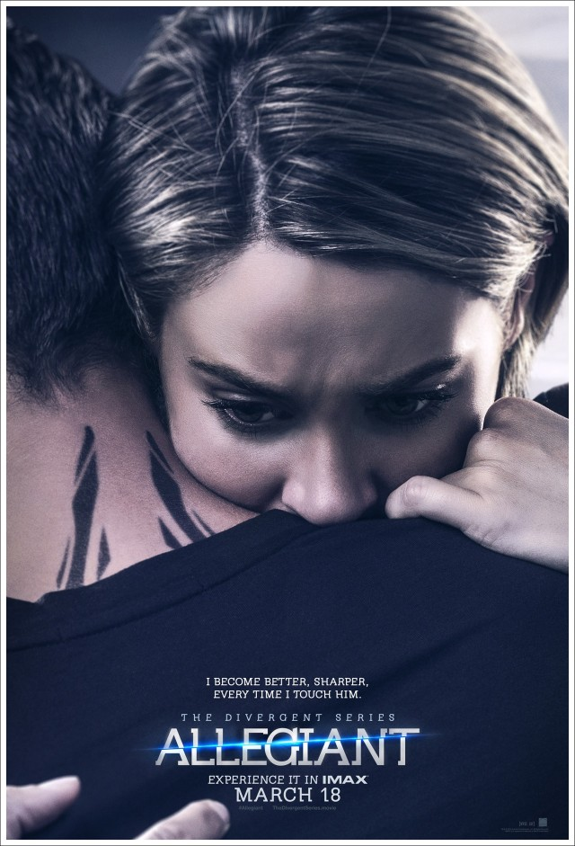 'The Divergent Series: Allegiant' – New Posters Featuring ...
