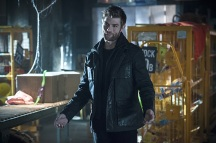 """The Flash -- """"Running to Stand Still"""" -- Image: FLA209A_0144b.jpg -- Pictured: Liam McIntyre as Mark Mardon -- Photo: Cate Cameron/The CW -- © 2015 The CW Network, LLC. All rights reserved."""