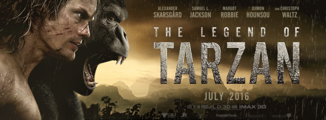 The Legend of Tarzan_Banner