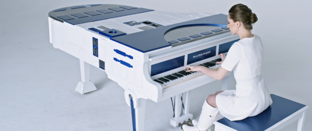 Ultimate Star Wars Medley - Player Piano3