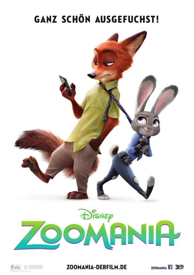 Zootopia_International Poster