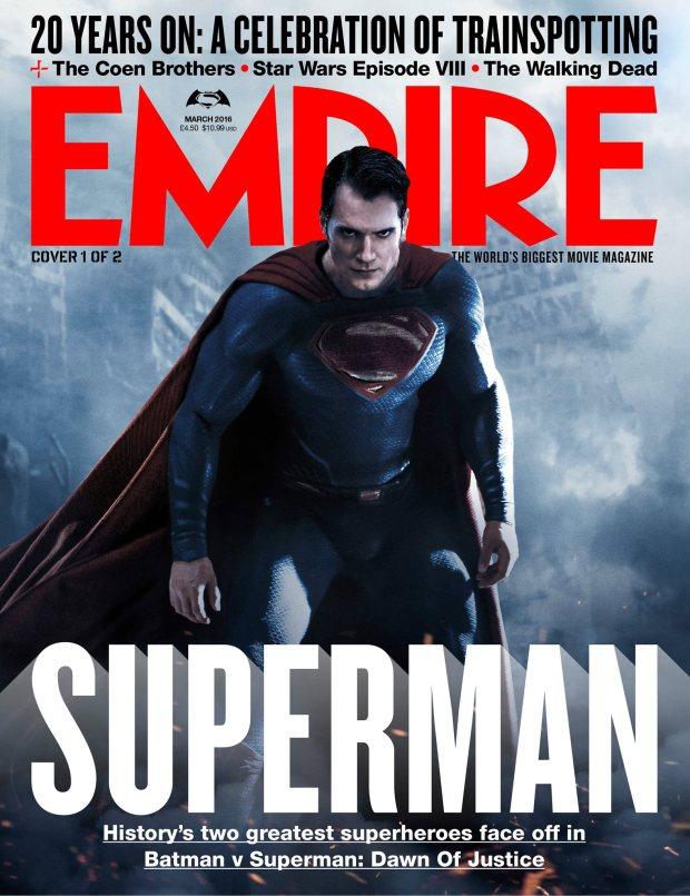 BatmanvSuperman_Empire Cover_Superman