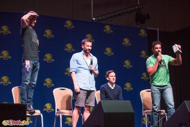 Dragon Con 2014_The Hobbit Panel-6