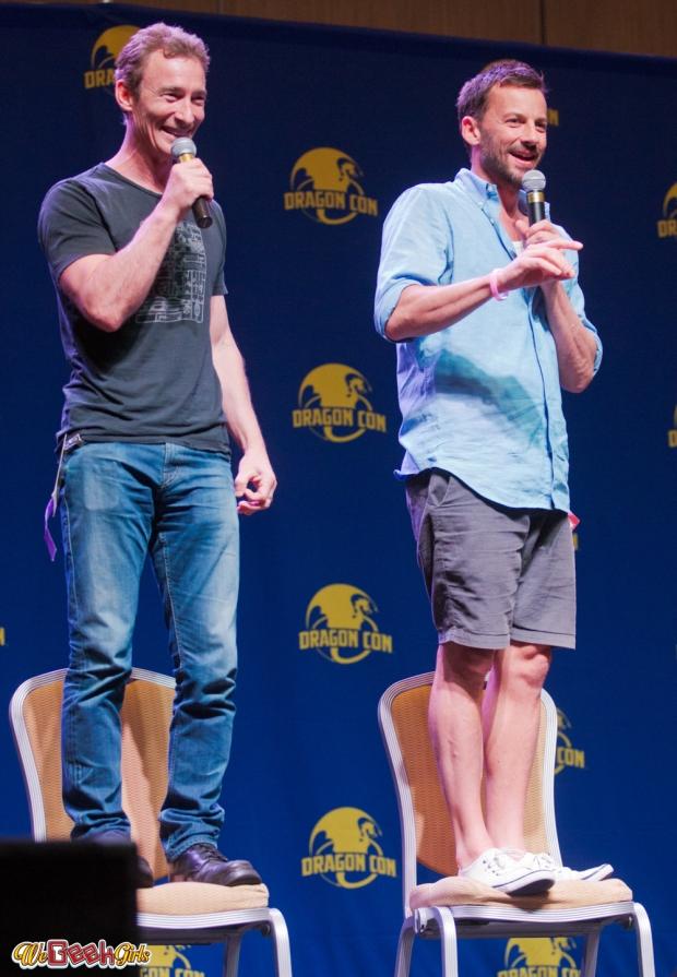 Dragon Con 2014_The Hobbit Panel-8